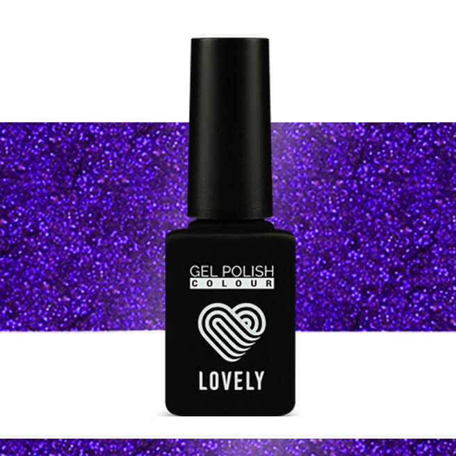 Гель-лак Lovely №096, 12 ml