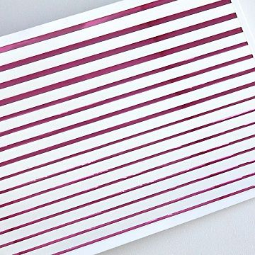 Гибкая лента для дизайна, фуксия