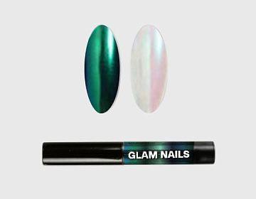 "Втирка-аппликатор для дизайна ногтей ""Glam Nails"" Lovely, №GN06"